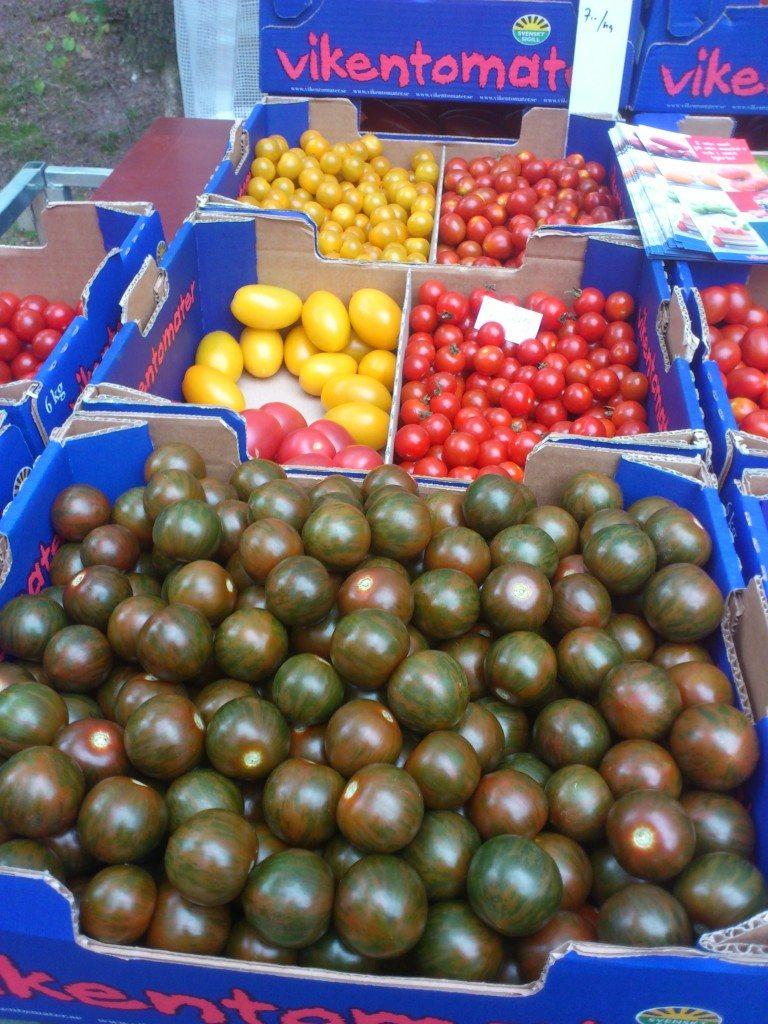 Viken tomater
