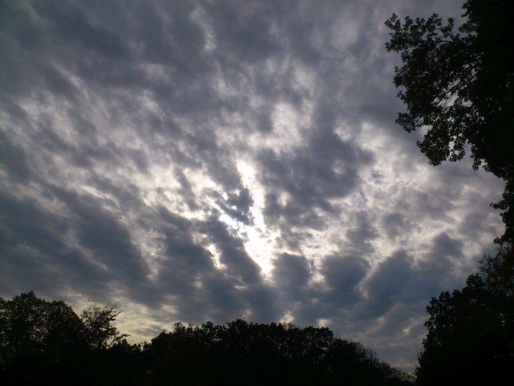 molnen så vackra