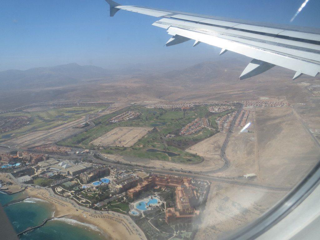 furtenventura från ovan