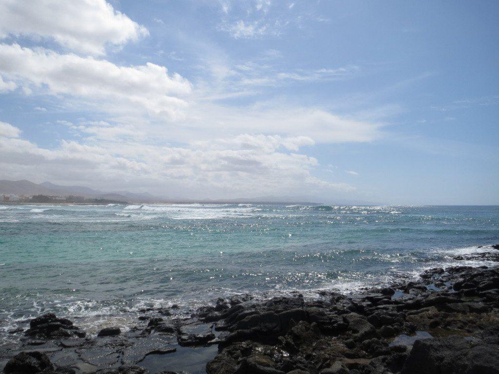 havet, så vackert