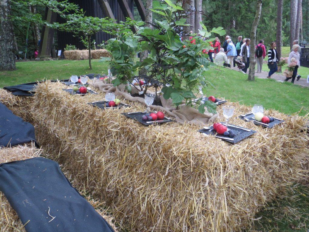 Trädgårdsmässan i Ängelholm 2013